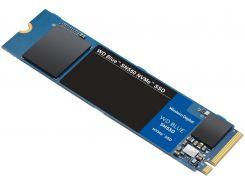 Твердотільний накопичувач Western Digital Blue SN550 2280 PCIe 3.0 NVMe 500GB WDS500G2B0C