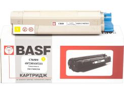 Картридж BASF for OKI C5650/5750 аналог 43872305/43872321 Yellow