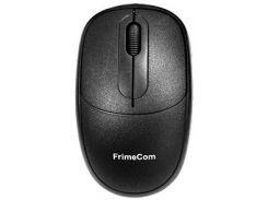 Миша FRIMECOM FC-M201 Black  (FC-M128-USB)