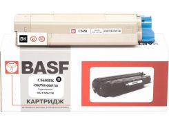 Картридж BASF for OKI C5650/5750 аналог 43865740/43865740 Black