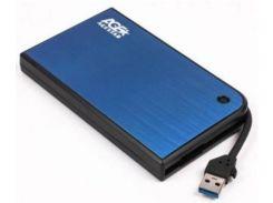 Кишеня зовнішня Agestar 3UB 2A14 Blue  (3UB 2A14 (Blue))