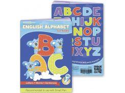 Інтерактивна навчальна книга Smart Koala 'Английский Алфавіт' (SKBEA1)