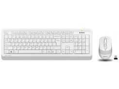 Комплект клавіатура+миша A4tech FG1010 White  (FG1010 (White))