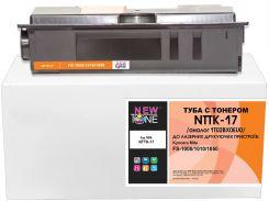 Туба-тонер NewTone for Kyocera-Mita FS-1000/1010/1050 аналог 1T02BX0EU0 Black