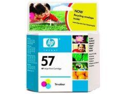 Оригінальний картридж HP 57 Color (C6657AE)