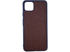 Чохол Milkin for Google Pixel 4 XL - Creative Fabric Phone Case Brown