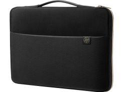 Сумка для ноутбука 17.3 HP Carry Black/Gold