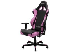 Крісло DXRACER Racing OH/RV001/NP Black/Purple