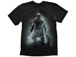 Футболка GAYA Skyrim Dragonborn, Size S