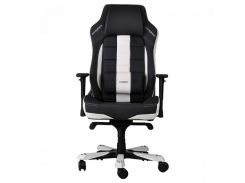 Крісло DXRACER OH/CE120/NW Black/White  (OH/СЕ120/NW)