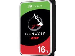 Жорсткий диск Seagate IronWolf NAS 16TB ST16000VN001