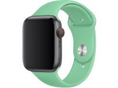 Ремінець Apple Sport Band for Apple Watch 40mm Spearmint - S/M  M/L  (MV762)