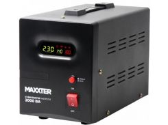 Стабілізатор Maxxter MX-AVR-S2000-01