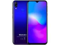 Смартфон Blackview A60 Pro 3/16GB Gradient Blue  (6931548305781)