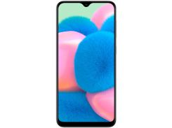 смартфон samsung galaxy a30s a307 3/32gb sm-a307fzwusek prism crush white