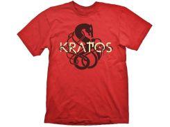 Футболка GAYA God of War Kratos Symbol, Size M