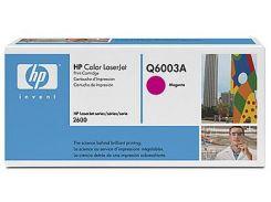 Оригінальний картридж HP 124A Magenta (Q6003A)
