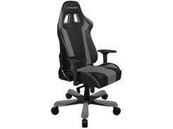 Крісло DXRACER KING OH/KS06/NG Black/Gray