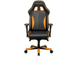 Крісло DXRACER King OH/KS57/NO Black/Orange