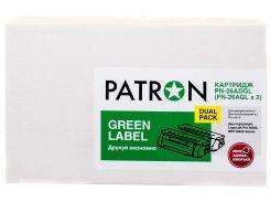 Картридж Patron HP LJ CF226A Dual Pack Green Label
