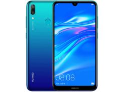 Смартфон Huawei Y7 2019 DUB-LX1 3/32GB Aurora Blue  (51093HEU)