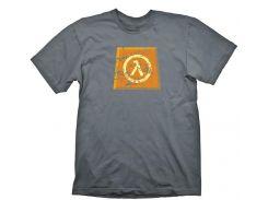 Футболка GAYA Half Life Lambda Logo Size XL