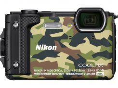 Компактна фотокамера Nikon Coolpix W300 Camouflage  (VQA073E1)