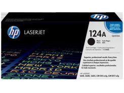 Оригінальний картридж HP 124A Black (Q6000A)