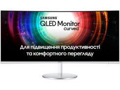 Монітор Samsung C34J791  (LC34J791WTIXCI)