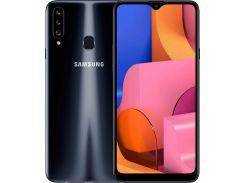 Смартфон Samsung Galaxy A20s A207 3/32GB SM-A207FZKDSEK  Black