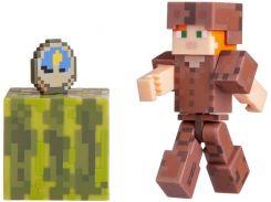Ігрова фігурка Minecraft Alex in Leather Armor серія 4