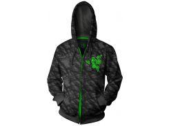 Куртка Razer Swift Hoodie. Men. Size M (RGS5M03S1Z-18-00ME)