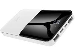 Батарея універсальна Hoco J42 10000mAh White  (J42 10000 White)