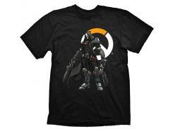 Футболка GAYA Overwatch Reaper Logo Size L