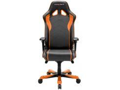Крісло DXRACER RACING OH RV131 NB Black Orange  (OH/RV131/NО)