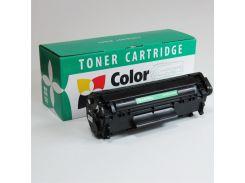 Сумісний картридж  Colorway CW-HQ2612/FX10M Black