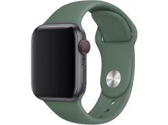 Ремінець Apple Sport Band for Apple Watch 40mm Pine Green - S/M M/L  (MWUR2)