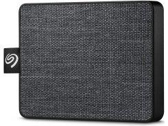 Зовнішній твердотільний накопичувач Seagate One Touch 500GB STJE500400 Black