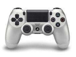 Геймпад Sony PlayStation Dualshock v2 Silver  (9895954)