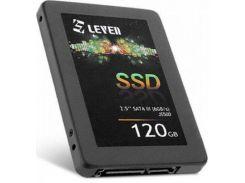 Твердотільний накопичувач JRam Leven JS300 120GB JS300SSD120GB