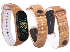 Ремінець Climber for Xiaomi Mi Band 4 - Wood