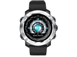 Смарт годинник Skmei W30 Black Metal