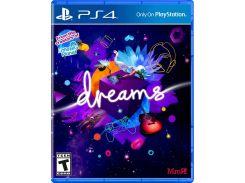 Гра Dreams [PS4, Russian version] Blu-ray диск