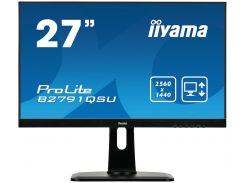 Монітор iiyama B2791QSU-B1 Black