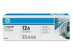 Оригінальний картридж HP 12A Black (Q2612A)