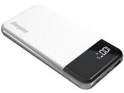 Батарея універсальна ENERGIZER UE10037PQ 10000mAh PD3.0 White  (UE10037PQ (W))