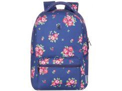 Рюкзак для ноутбука Wenger Colleague Navy Floral Print