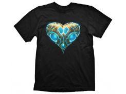 Футболка GAYA Starcraft II Protoss Heart Size L