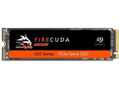 Твердотільний накопичувач Seagate FireCuda 520 2280 PCIe 4.0 x4 1TB ZP1000GM3A002