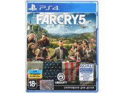 Гра Far Cry 5 [PS4, Russian version] Blu-Ray диск
